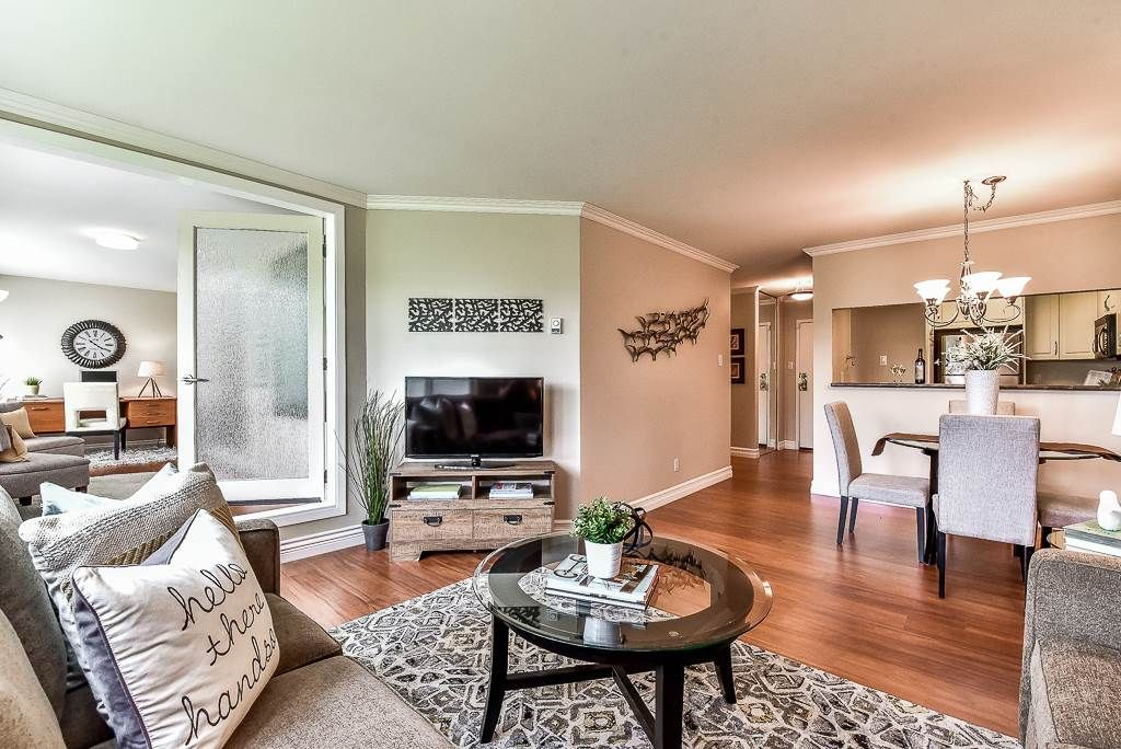 "Main Photo: 104 15272 19 Avenue in Surrey: King George Corridor Condo for sale in ""Parkview Place"" (South Surrey White Rock)  : MLS®# R2163903"