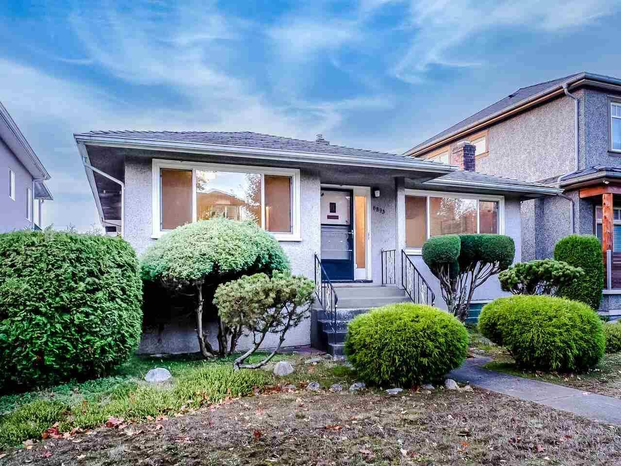 Main Photo: 6893 KILLARNEY Street in Vancouver: Killarney VE House for sale (Vancouver East)  : MLS®# R2515526