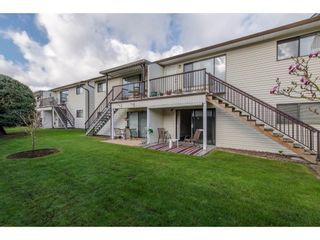 """Photo 17: 49 32959 GEORGE FERGUSON Way in Abbotsford: Central Abbotsford Townhouse for sale in """"Oakhurst"""" : MLS®# R2252811"""