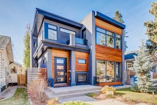 Main Photo: 719 4A Street NW in Calgary: Sunnyside Detached for sale : MLS®# A1153937