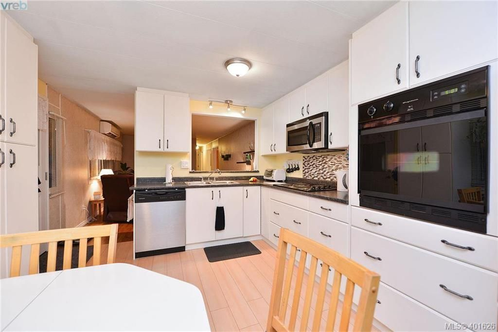 Main Photo: 2 2847 Sooke Lake Rd in VICTORIA: La Goldstream Manufactured Home for sale (Langford)  : MLS®# 801481