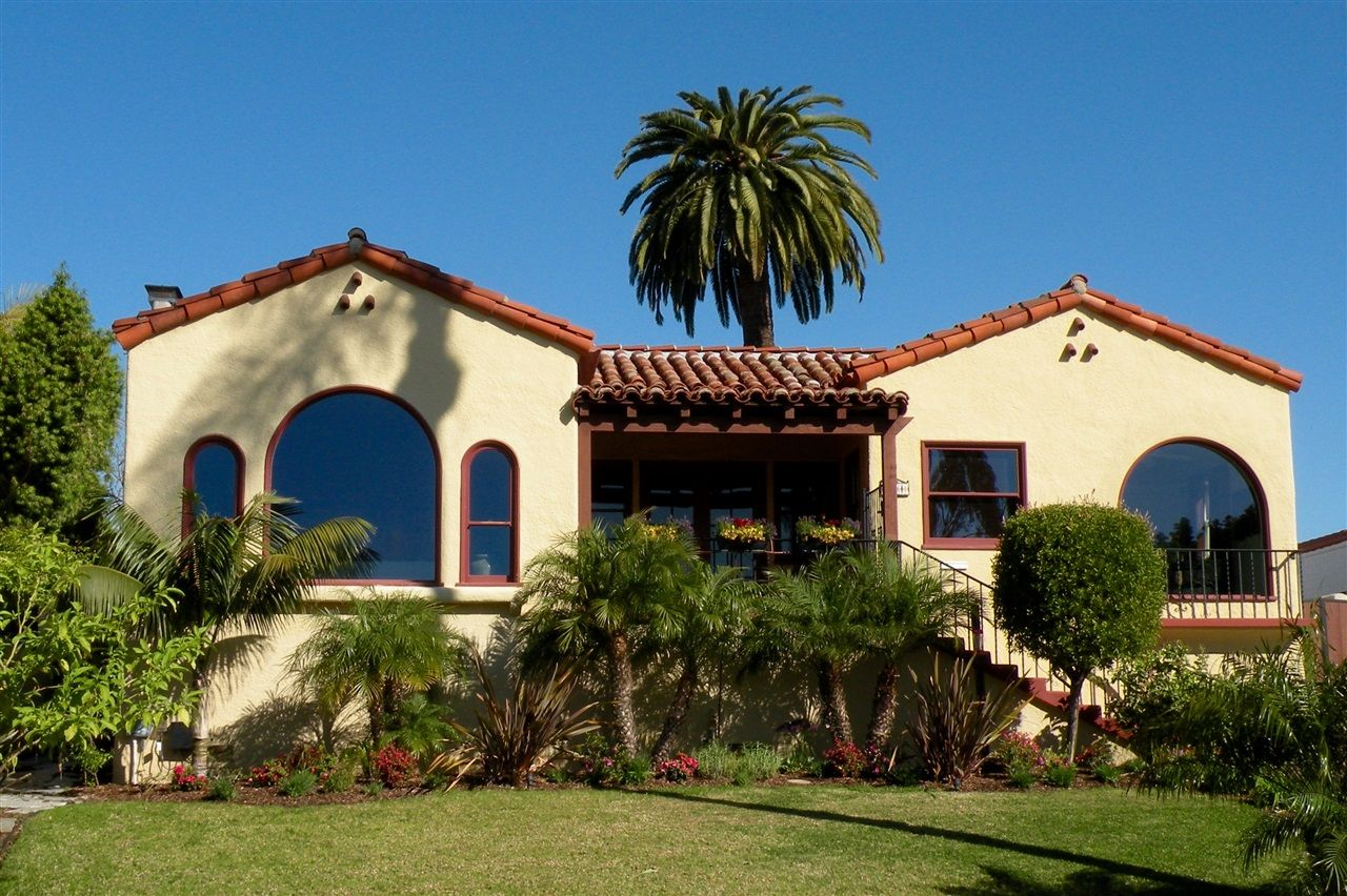 Main Photo: MISSION HILLS House for sale : 4 bedrooms : 2460 Presidio Dr in San Diego