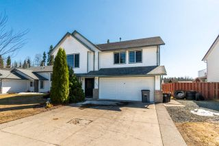Photo 1: 5447 WOODOAK Crescent in Prince George: North Kelly House for sale (PG City North (Zone 73))  : MLS®# R2540312