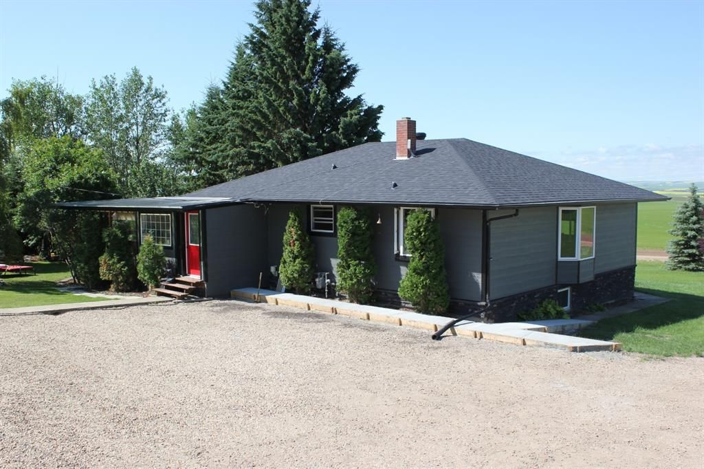 Main Photo: #323023  Range Road 241: Rural Kneehill County Detached for sale : MLS®# C4279251