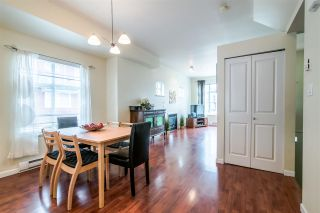 Photo 5: 4 935 EWEN AVENUE in New Westminster: Queensborough Townhouse for sale : MLS®# R2355621
