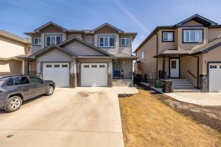 Photo 2: 16719 60 Street in Edmonton: Zone 03 House Half Duplex for sale : MLS®# E4240535