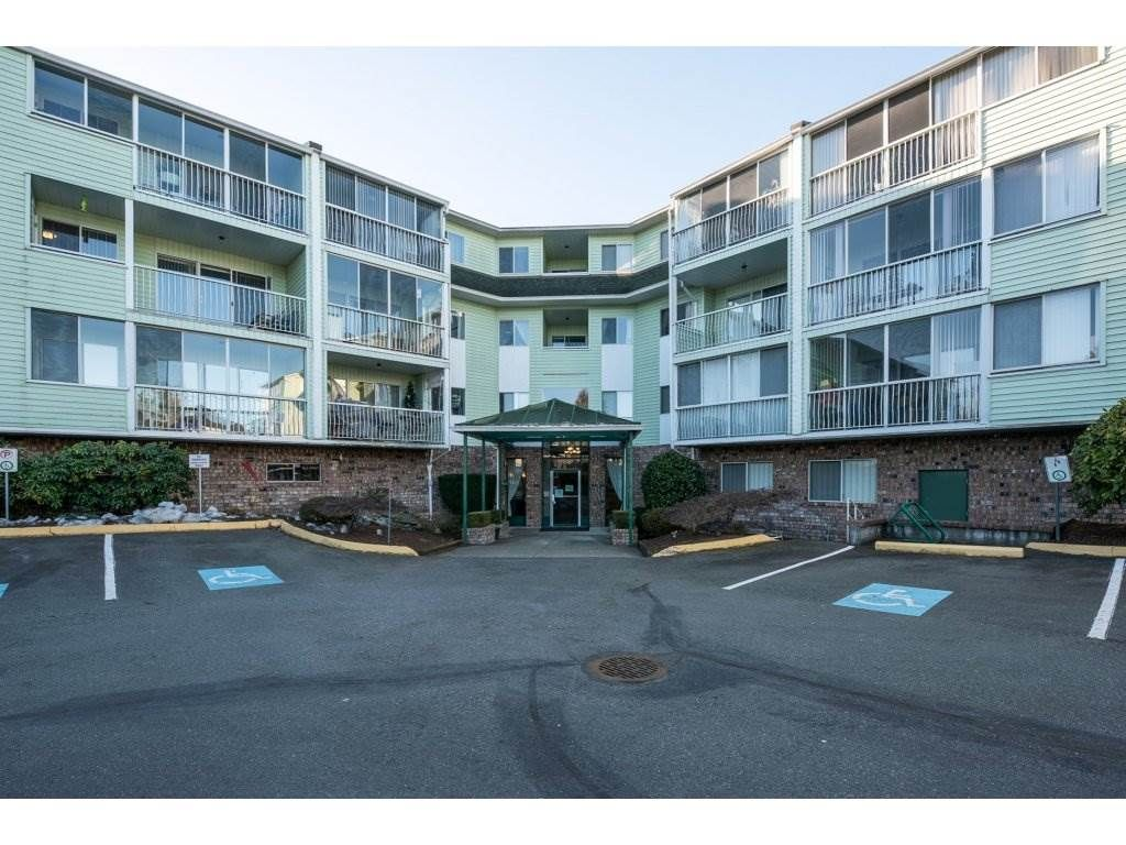 """Main Photo: 114 31850 UNION Street in Abbotsford: Abbotsford West Condo for sale in """"Fernwood Manor"""" : MLS®# R2135646"""