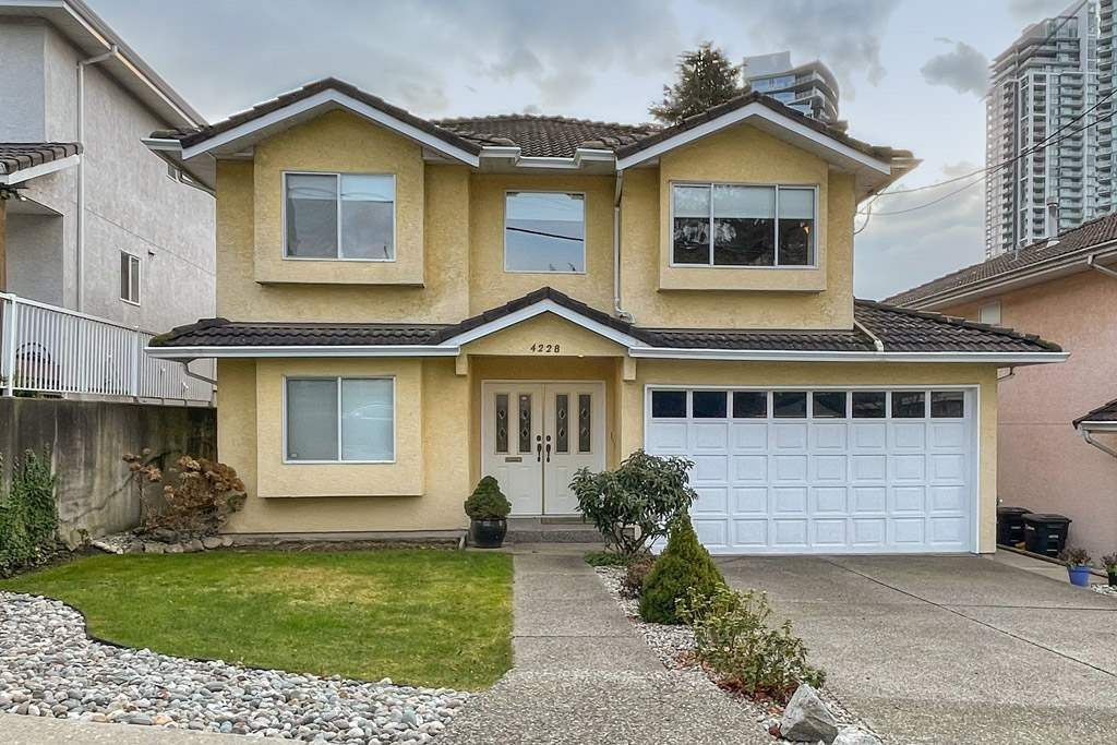 Main Photo: 4228 GRAVELEY Street in Burnaby: Brentwood Park House for sale (Burnaby North)  : MLS®# R2531846