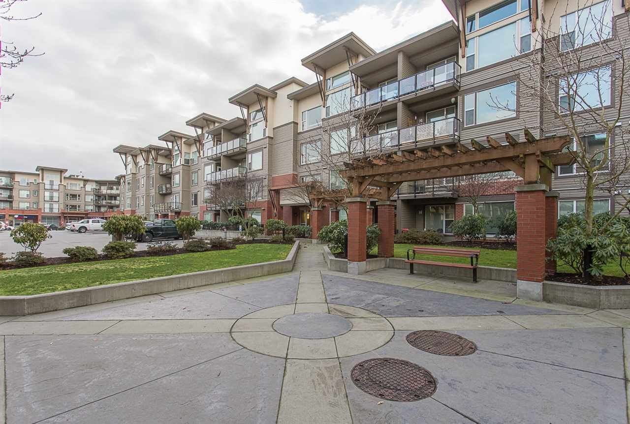 """Main Photo: 304 33539 HOLLAND Avenue in Abbotsford: Central Abbotsford Condo for sale in """"The Crossing"""" : MLS®# R2226515"""