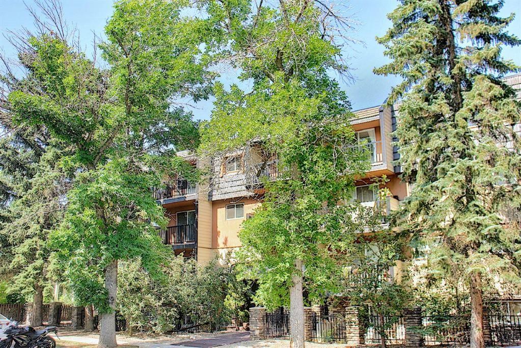 Main Photo: 302 1530 16 Avenue SW in Calgary: Sunalta Apartment for sale : MLS®# A1139864