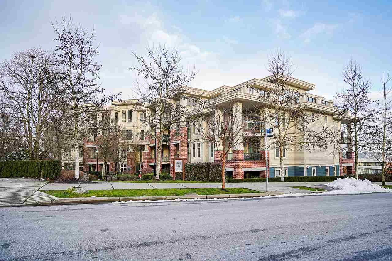 """Main Photo: 205 245 ROSS Drive in New Westminster: Fraserview NW Condo for sale in """"GROVE AT VICTORIA HILL"""" : MLS®# R2543639"""