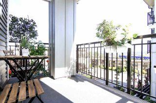 "Photo 18: 210 210 LEBLEU Street in Coquitlam: Maillardville Condo for sale in ""MACKIN PARK"" : MLS®# R2078087"