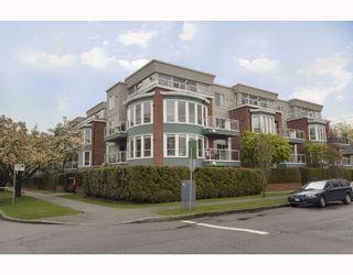 Photo 1: # 108 2288 W 12TH AV in Vancouver: Kitsilano Condo for sale (Vancouver West)  : MLS®# V751487