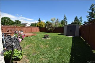 Photo 15: 107 Pinetree Crescent in Winnipeg: Riverbend Residential for sale (4E)  : MLS®# 1716061