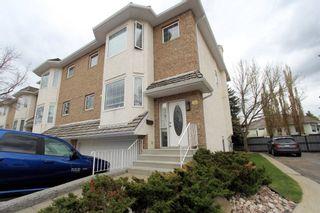 Main Photo: 107 EAGLE RIDGE Place in Edmonton: Zone 14 Townhouse for sale : MLS®# E4261477