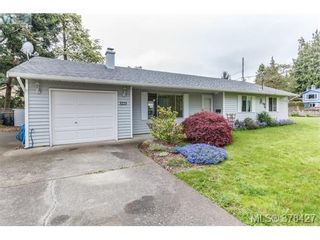 Photo 1: 3223 Wishart Rd in VICTORIA: Co Wishart South House for sale (Colwood)  : MLS®# 759937