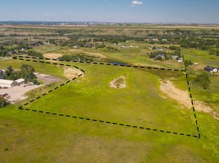 Photo 4: 14ac NORTH of DUNBOW Rd 48 Street: Rural Foothills County Residential Land for sale : MLS®# A1092764
