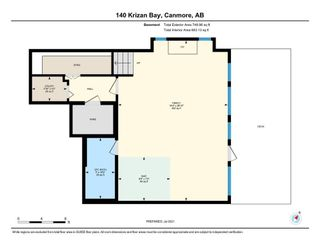 Photo 2: 140 Krizan Bay: Canmore Semi Detached for sale : MLS®# A1130812
