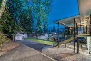 """Photo 34: 810 POIRIER Street in Coquitlam: Harbour Place House for sale in """"HARBOUR PLACE"""" : MLS®# R2572927"""