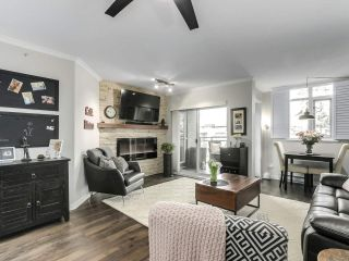 """Photo 1: 201 2665 W BROADWAY in Vancouver: Kitsilano Condo for sale in """"MAGUIRE BUILDING"""" (Vancouver West)  : MLS®# R2548930"""