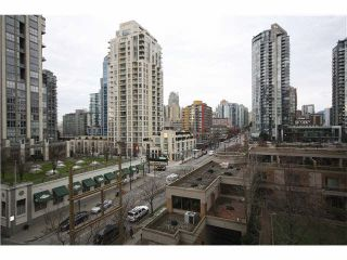 Photo 7: 604 1155 HOMER Street in Vancouver: Yaletown Condo for sale (Vancouver West)  : MLS®# V1099370