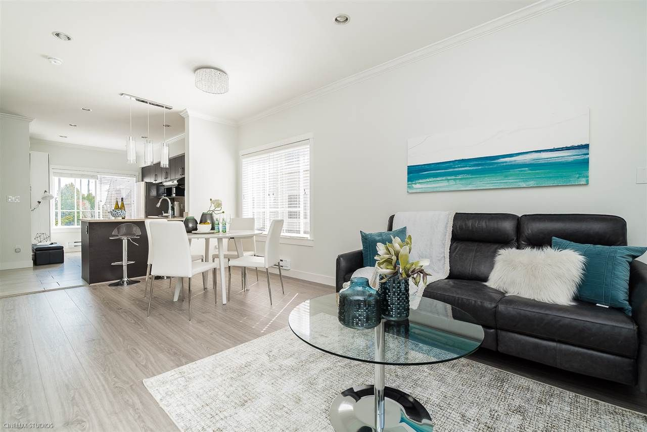 """Main Photo: 20 9811 FERNDALE Road in Richmond: McLennan North Townhouse for sale in """"ARTISAN"""" : MLS®# R2296930"""