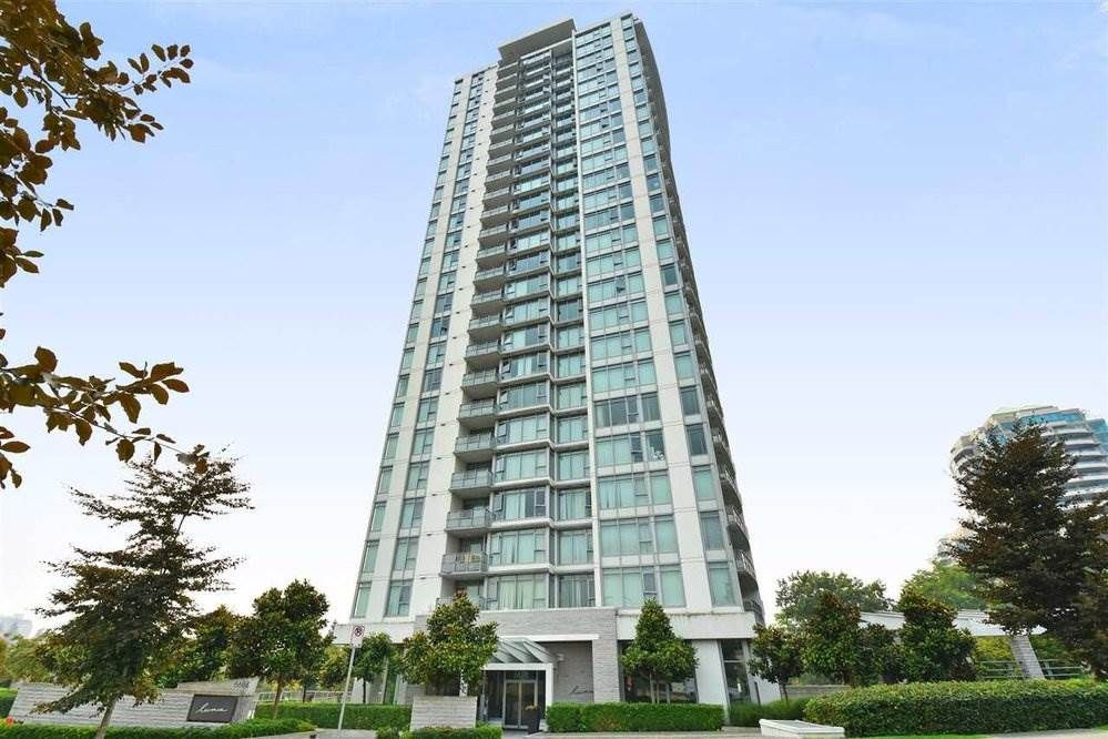 "Main Photo: 605 6688 ARCOLA Street in Burnaby: Highgate Condo for sale in ""LUMA BY POLYGON"" (Burnaby South)  : MLS®# R2370239"
