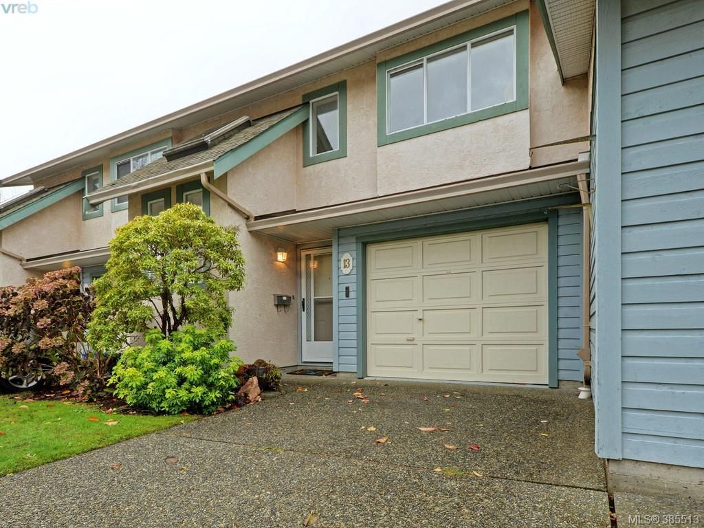 Main Photo: 13 515 Mount View Ave in VICTORIA: Co Hatley Park Row/Townhouse for sale (Colwood)  : MLS®# 774647