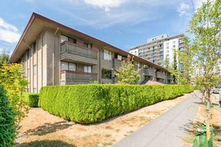 """Photo 1: 214 436 SEVENTH Street in New Westminster: Uptown NW Condo for sale in """"Regency Court"""" : MLS®# R2608175"""