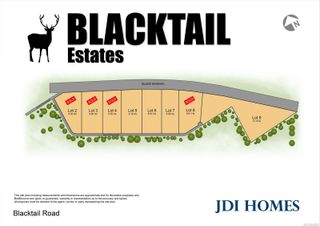Photo 2: Lot 9 Blacktail Rd in : PQ Qualicum North Land for sale (Parksville/Qualicum)  : MLS®# 882830