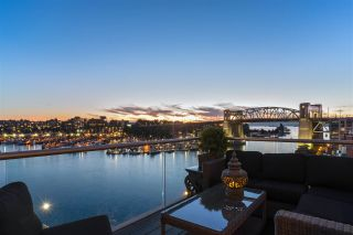 "Photo 4: 805 1600 HORNBY Street in Vancouver: Yaletown Condo for sale in ""Yacht Harbour Pointe"" (Vancouver West)  : MLS®# R2526212"