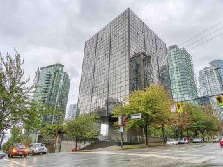 "Photo 1: 504 1333 W GEORGIA Street in Vancouver: Coal Harbour Condo for sale in ""THE QUBE"" (Vancouver West)  : MLS®# R2575416"