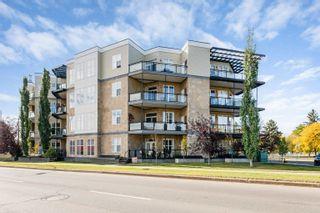 Photo 39: 433 10531 117 Street in Edmonton: Zone 08 Condo for sale : MLS®# E4264258