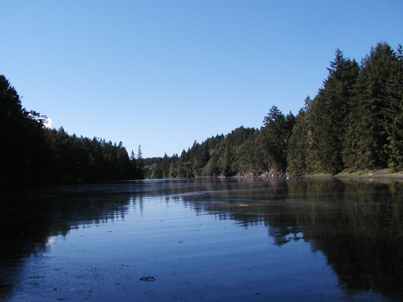 Main Photo: Boat Harbour / Kenary Cove - Vancouver Island in District of Naniamo: Land  (Islands-Van. & Gulf)