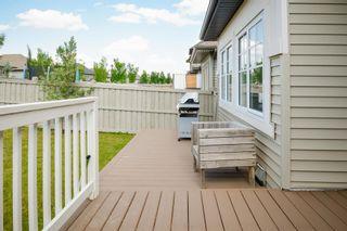 Photo 38: 4073 ALLAN Crescent in Edmonton: Zone 56 House Half Duplex for sale : MLS®# E4256367