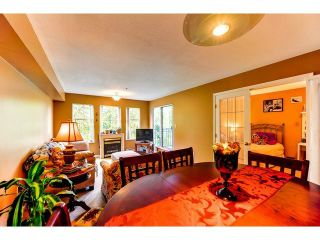 """Photo 2: 305 1199 WESTWOOD Street in Coquitlam: North Coquitlam Condo for sale in """"THE CRESCENT"""" : MLS®# V1052565"""