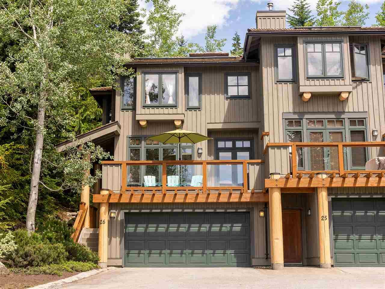 Main Photo: 26 2269 NORDIC DRIVE in : Nordic Townhouse for sale : MLS®# R2377469