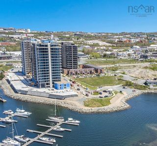 Photo 1: 505 50 Marketplace Drive in Dartmouth: 10-Dartmouth Downtown To Burnside Residential for sale (Halifax-Dartmouth)  : MLS®# 202123724