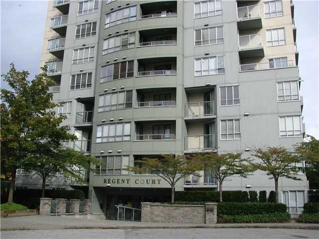 "Main Photo: 503 3489 ASCOT Place in Vancouver: Collingwood VE Condo for sale in ""REGENT COURT"" (Vancouver East)  : MLS®# V1030924"