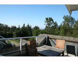 """Photo 5: 53 7488 SOUTHWYNDE Avenue in Burnaby: South Slope Townhouse for sale in """"LEDGESTONE"""" (Burnaby South)  : MLS®# V660932"""