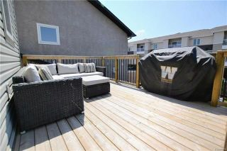 Photo 18: 39 Copperfield Bay in Winnipeg: Bridgwater Forest Residential for sale (1R)  : MLS®# 1813994