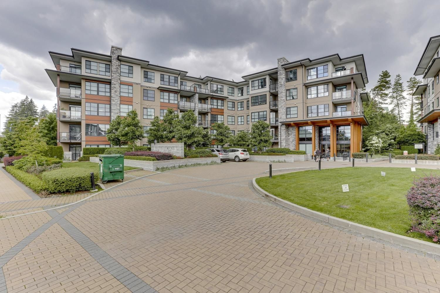 """Main Photo: 504 1151 WINDSOR Mews in Coquitlam: New Horizons Condo for sale in """"PARKER HOUSE"""" : MLS®# R2619662"""