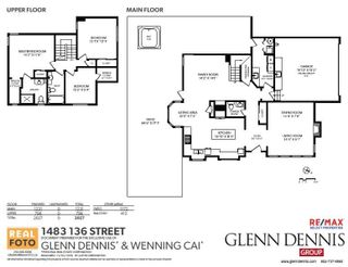 Photo 37: 1483 136 Street in Surrey: Crescent Bch Ocean Pk. 1/2 Duplex for sale (South Surrey White Rock)  : MLS®# R2622071