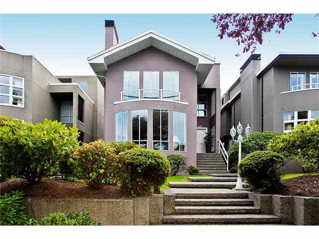 Main Photo: 3632 W 14TH AVENUE in : Point Grey House for sale : MLS®# V966768