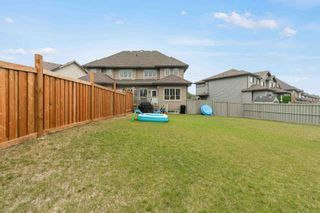 Photo 26: 4091 ALLAN Crescent in Edmonton: Zone 56 House Half Duplex for sale : MLS®# E4255510