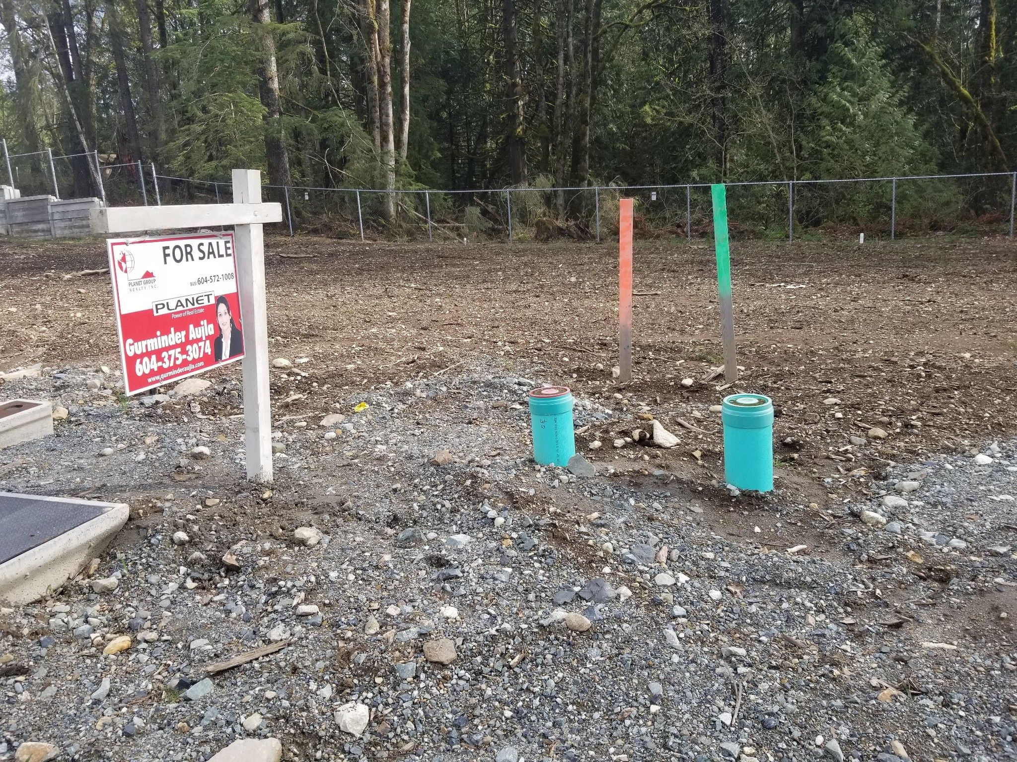 Main Photo: Lot 59 4676/ 4737/ 4633 Sumas Mountain Road in Abbotsford: Abbotsford East Land for sale