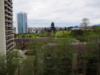 """Photo 1: 807 4425 HALIFAX Street in Burnaby: Brentwood Park Condo for sale in """"POLARIS"""" (Burnaby North)  : MLS®# R2156350"""