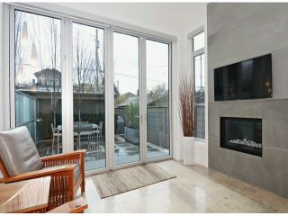 "Photo 10: 2048 WHYTE Avenue in Vancouver: Kitsilano 1/2 Duplex for sale in ""Kits Point"" (Vancouver West)  : MLS®# V1055098"