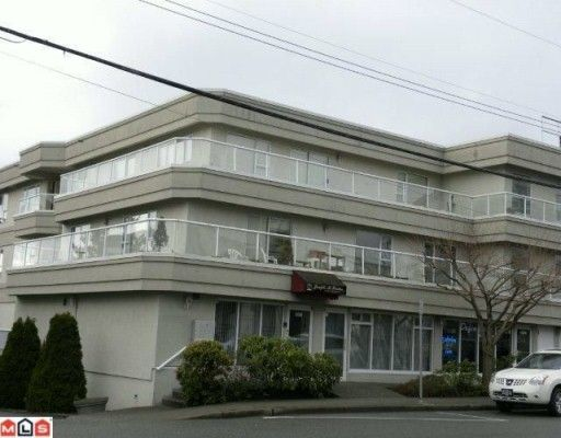 "Main Photo: 308 1378 GEORGE Street: White Rock Condo for sale in ""FRANKLIN PLACE"" (South Surrey White Rock)  : MLS®# F1003796"
