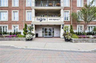 Photo 2: 4620 Highway 7 Ave Unit #116 in Vaughan: East Woodbridge Condo for sale : MLS®# N4223528